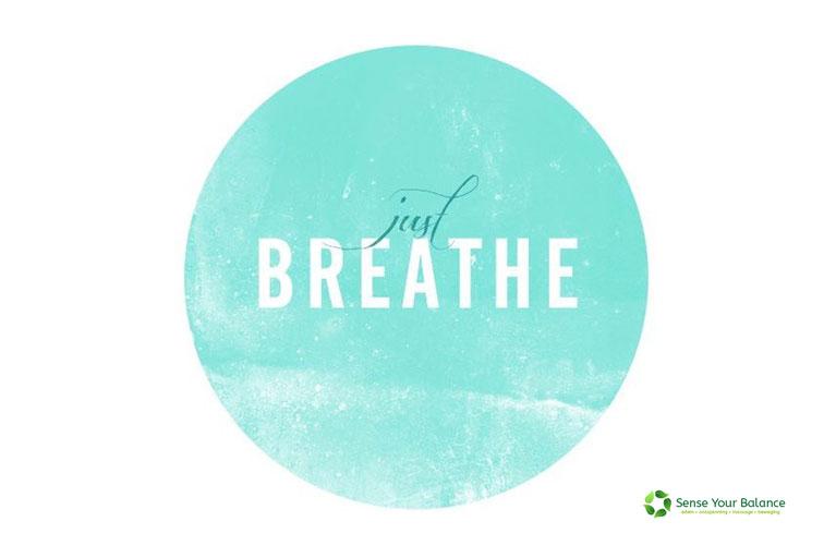 Just breathe - Sense Your Balance - IJsselstein