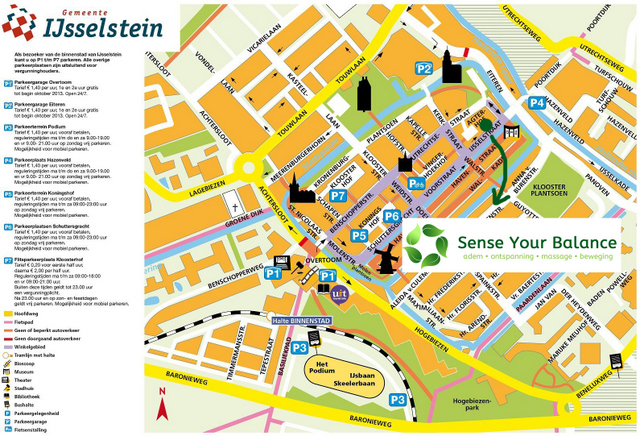 Parkeren - Sense Your Balance - IJsselstein