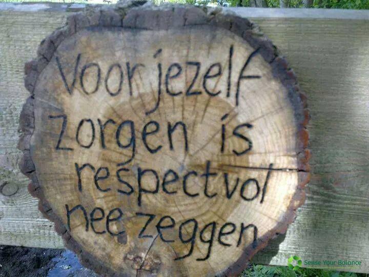 Grens aangeven - Sense Your Balance - IJsselstein