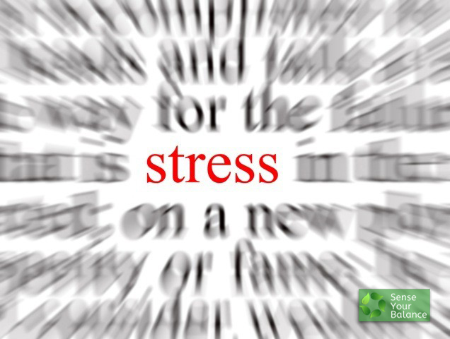 Stress is gezond!? - Sense Your Balance - IJsselstein