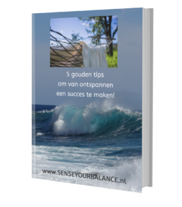 5 gouden tips - Sense Your Balance - IJsselstein